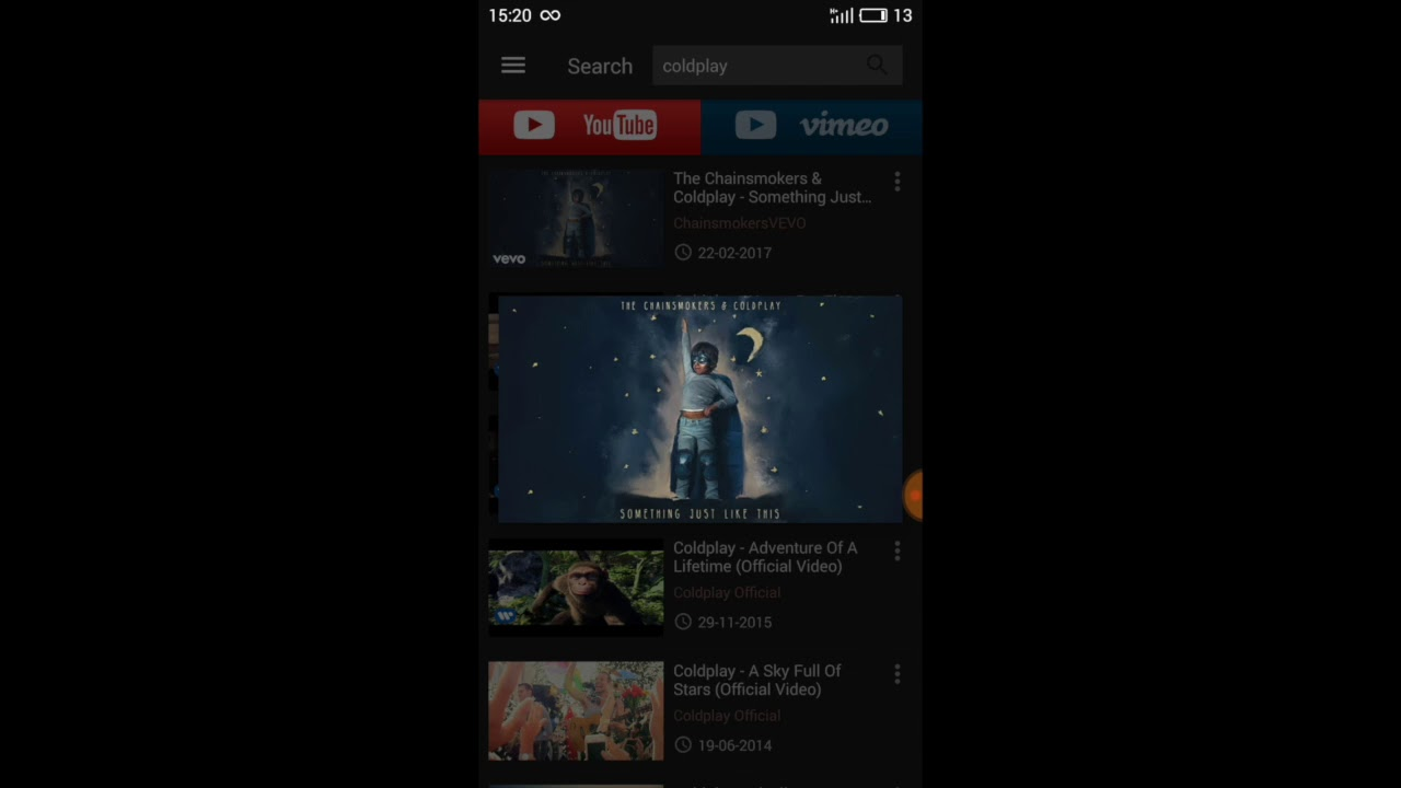 VidTube - Music and Video Downloader for Android