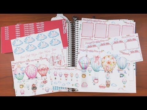 Erin Condren Plan with me February 26- March 4 featuring PurdeePlanner