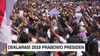 Download Video Deklarasi 2019 Prabowo Presiden Bergema di Lampung MP3 3GP MP4