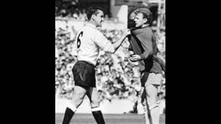 Football Legends interview: Spurs & Scotland great Dave Mackay part 2