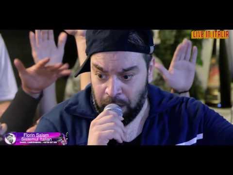Florin Salam - Sistemul Italian in Italia New Live 2017 by DanielCameramanu
