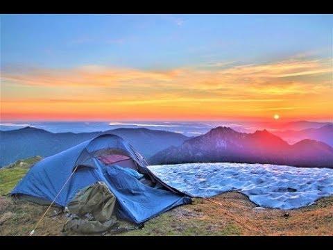 Dem Moment Zeit zu geben... | Gipfelbiwak | Notkarspitze, 1889 m