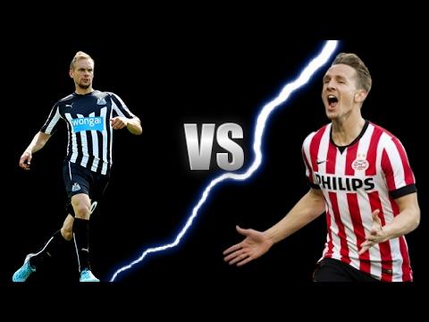 Battle: Luuk de Jong VS Siem de Jong