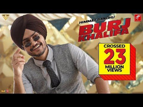 Himmat Sandhu - Burj Khalifa   Latest Punjabi Song 2019   Raj Ranjodh   Laddi Gill