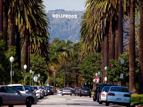 Los Angeles - Hollywood,Beverly Hills,Universal Studios - We