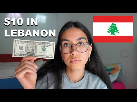 What Can $10 Get in BEIRUT, LEBANON? (So much!!)