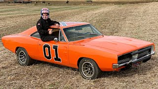 I bought a General Lee to Continue the Dukes of Hazzard Legacy