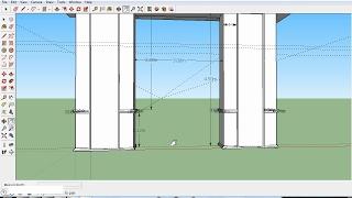 Video belajar sketchup - cara membuat gerbang bagian 1 download MP3, 3GP, MP4, WEBM, AVI, FLV Desember 2017
