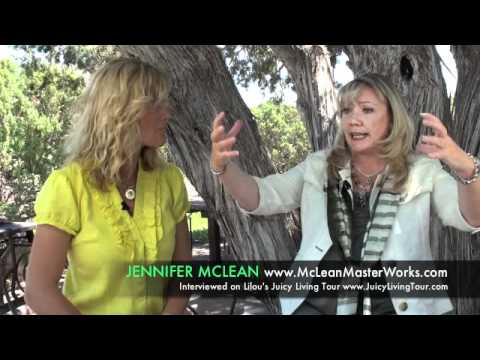 Body dialogue healing - Jennifer McLean