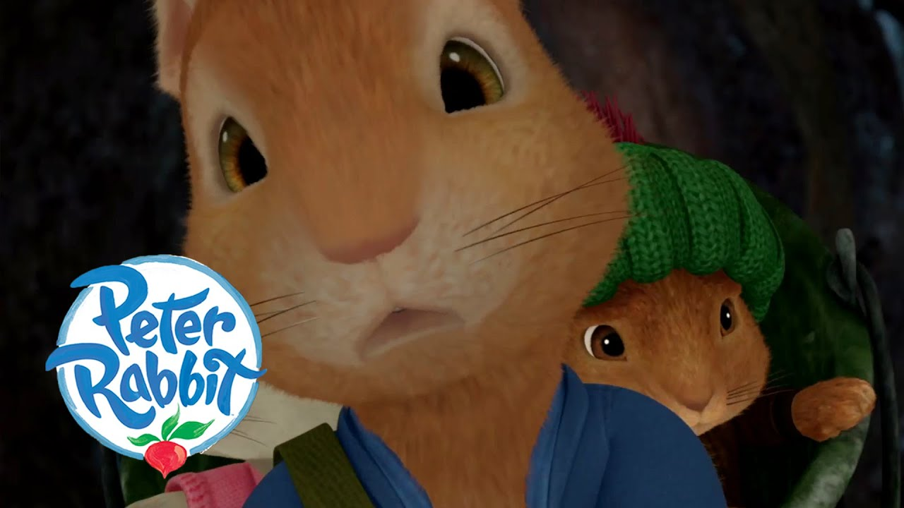 #Summer ☀️ Peter Rabbit - The Escape Tunnels | Cartoons for Kids