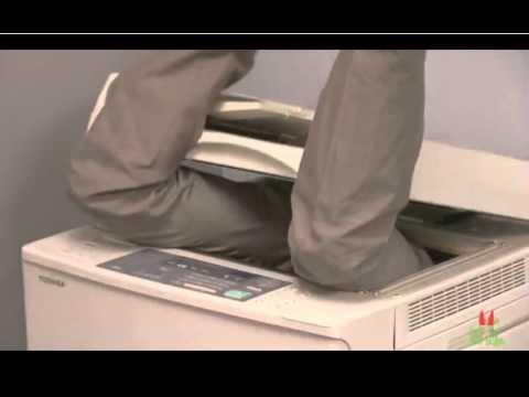 Photocopier Attack
