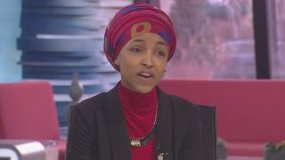 Rep. Ilhan Omar Shares Her Immigrant Story, Thoughts On Travel Ban