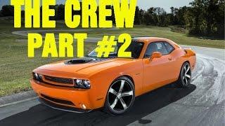 The CREW PART #2 TUNING CARS Challenger (2013) | Gameplay lets play Walkthrough Прохождение
