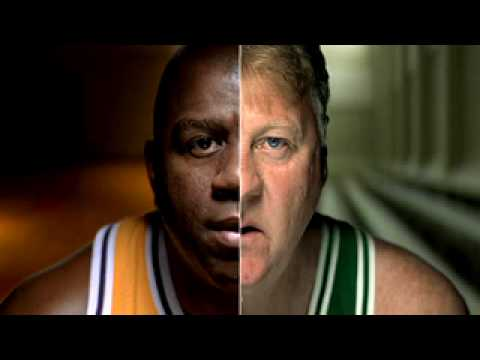 NBA: Rivalries Commercial - Larry Bird & Magic Johnson