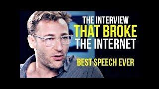 BEST SPEECH EVER - Simon Sinek on Millennials in the Workplace - Motivaltional Videos 2017