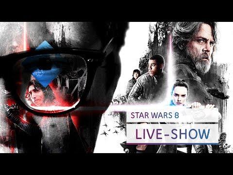 Live-Show zur Premiere von Star Wars 8 (spoilerfrei!)