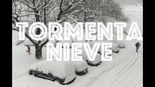 Tormenta De Nieve En Canada
