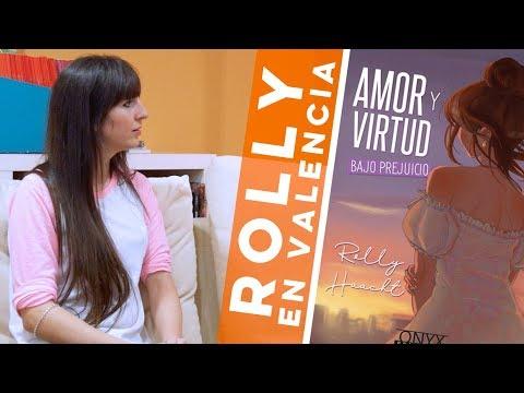 Amor Y Virtud Bajo Prejuicio   PRESENTACIÓN EN VALENCIA   Rolly Haacht