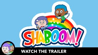 It's Shaboom! The brand new Jewish kids' series (trailer)