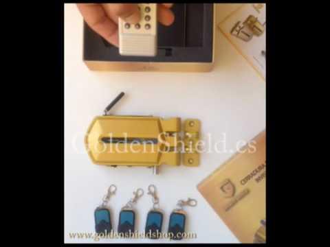cerradura invisible golden shield precio