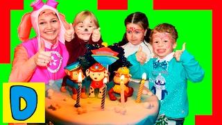 Даня День Рождения 4 годика, в стиле Щенячий Патруль