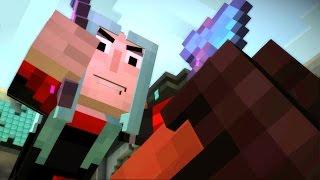Minecraft OMG I DIED - STORY MODE Episode 8 4
