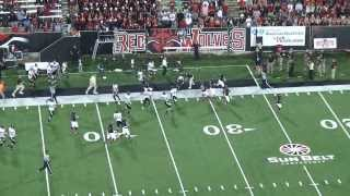 James Baker #7 Running Back Idaho Vandals Highlight Video