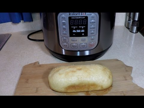 how to make bread cake in pressure cooker