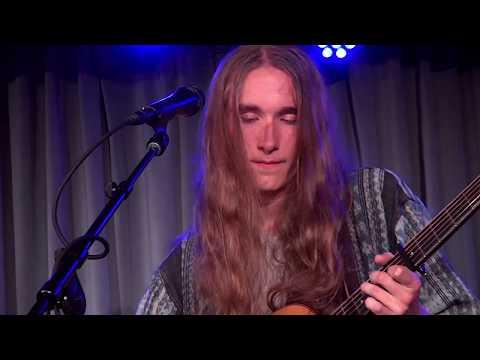 Sawyer Fredericks performs Afraid on May 26, 2018 at Caffe Lena