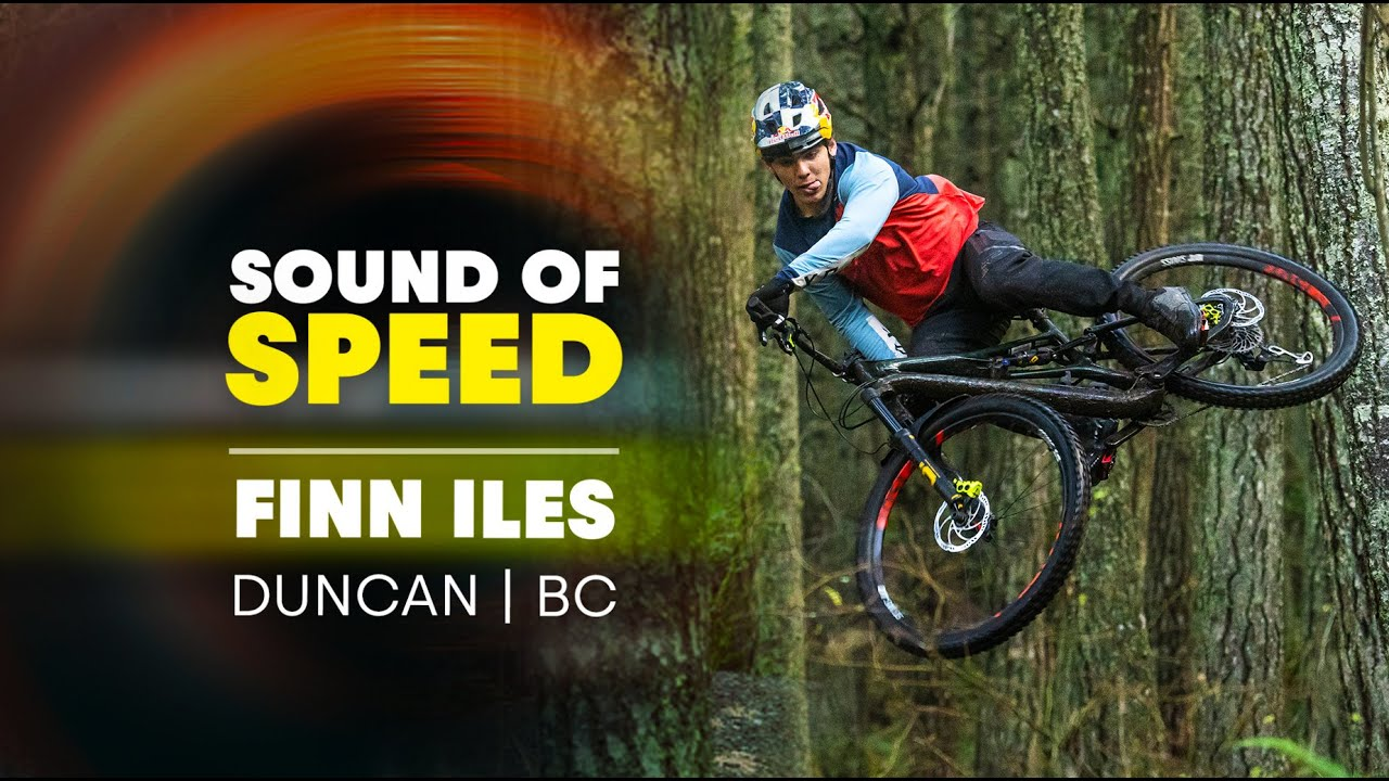 Finn Iles Full Speed Enduro Showdown in the Rain | Sound Of Speed
