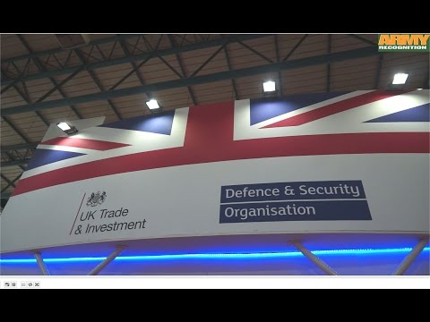 ADS British defense security industry pavilion United Kingdom IDEF 2015 Defense Exhibition Turkey