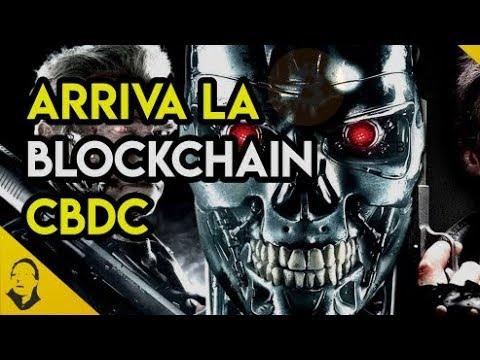 🔴 ATTENZIONE: CBDC Blockchain finte per spingere la sorveglianza di massa