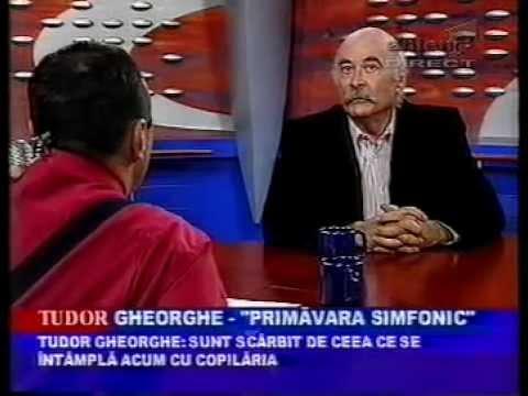 21.05.2002 - De vorba cu Tudor Gheorghe