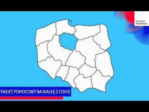Pakiet pomocowy anty-COVID 19 w Kujawsko-Pomorskiem - Wsparcie dla służby zdrowia