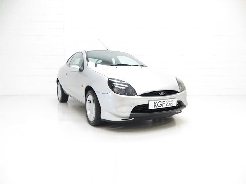 A Fabulous Ford Puma 1.7 with One Owner, 52,882 Miles and Full Ford History - SOLD!