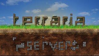 как создать сервер в terraria?
