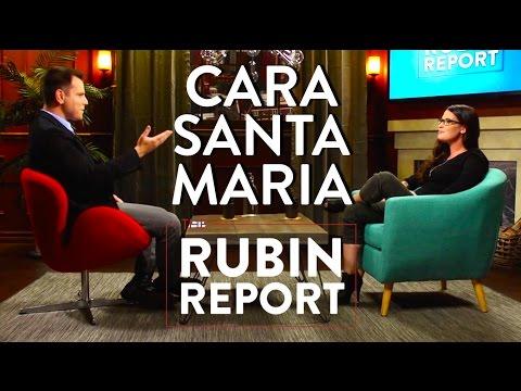 Atheism, Secularism, GMO's And More   Cara Santa Maria   SPIRITUALITY   Rubin Report