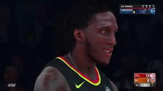 NBA 2K18 Knicks v Hawks #1