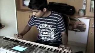 PRANAV S PLAYING RAJ KAPOOR SONGS FUSION IN KEYBOARD OLD HINDI SONGS