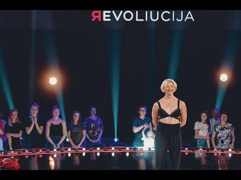 Šokio Revoliucija | Valerija Gneuševa | Atrankos