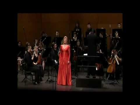 Edita Gruberova - Don Giovanni- Donna Elvira - Mi tradì quell'alma ingrata - 2009