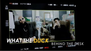 Behind The Desk (Duck) - 'Do You' ฟักกลิ้ง ฮีโร่ Ft. BamBam From GOT7 (Prod. By KILO KEYS)