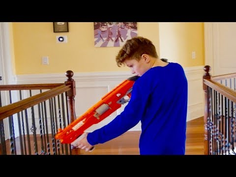 Nerf War: The Invader