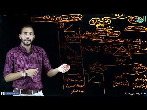 التمثيل البياني للحركة في خط مستقيم- ج2- علوم- 3 إعدادي 2020  - 21:54-2019 / 10 / 12
