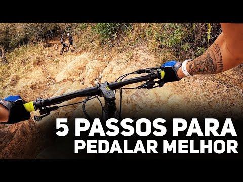 5 PASSOS PARA PEDALAR MAIS E MELHOR | Canal de Bike