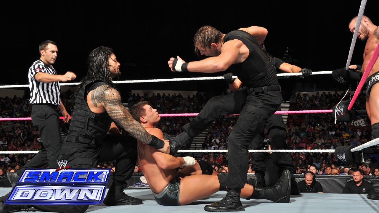 tag team matches