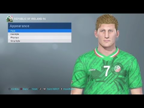 PES 2019 Republic of Ireland [USA'94]