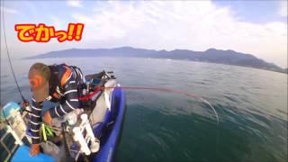 2016/6/19 駿河湾 清水沖でデカアカムツGETしました 【釣りバカ日記...