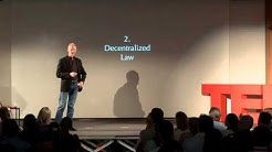 The four pillars of a decentralized society | Johann Gevers | TEDxZug