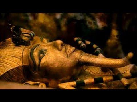King Tut's Tomb Shows Hidden Rooms, Experts Say